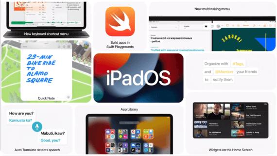 Weitere Funktionen von iPadOS 15 - Apple