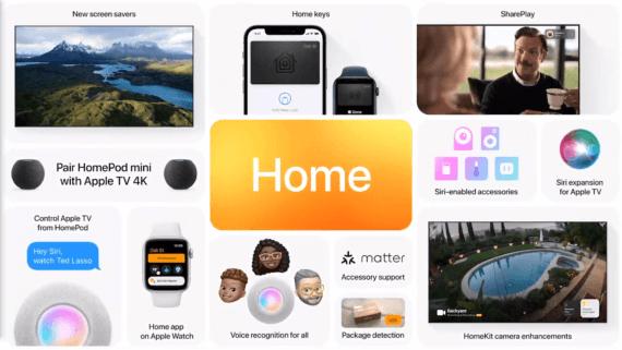 HomeKit iOS 15 - Apple