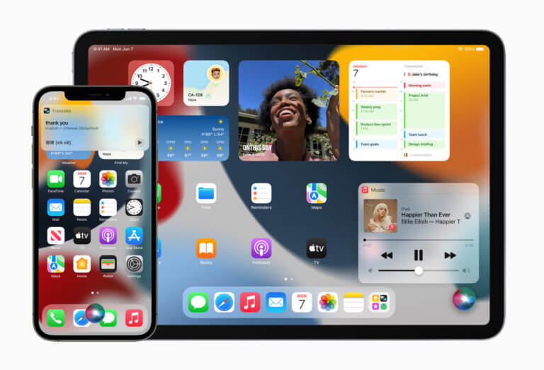 iOS 15 / iPadOS 15 - Apple