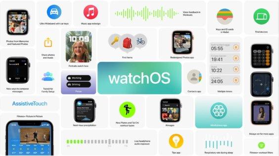 watchOS 8 Details