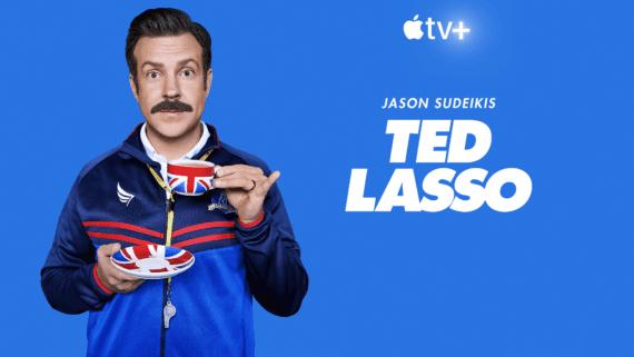 Apple TV+ Ted Lasso - Apple
