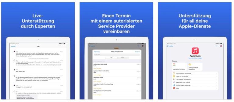 Apple Support App - Apple / App Store