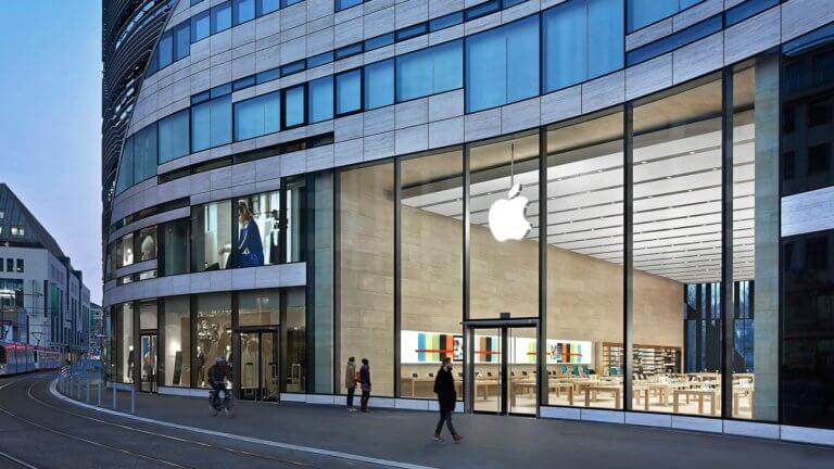 Apple Store Düsseldorf - Apple