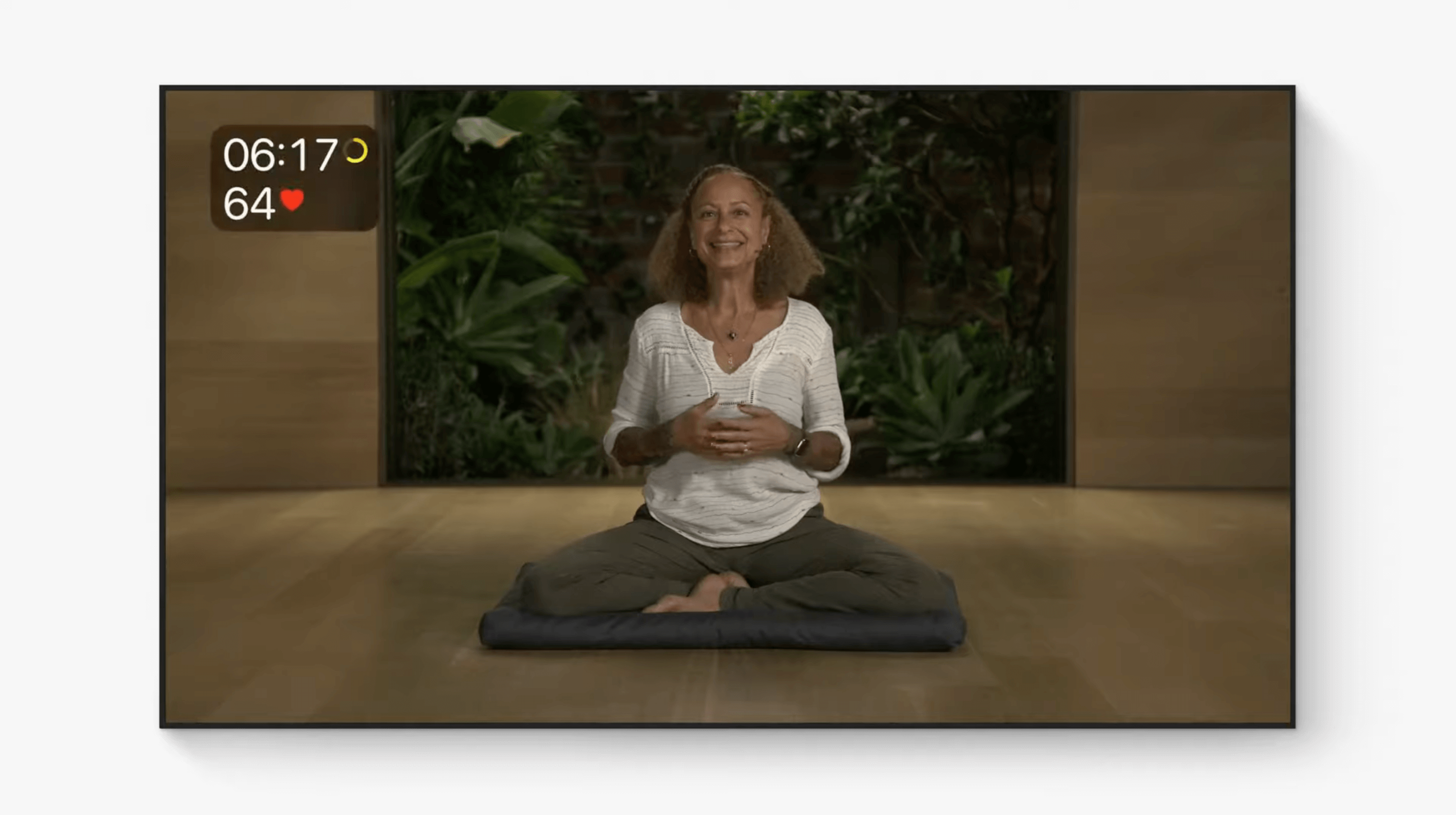 Apple Fitness+ Meditation