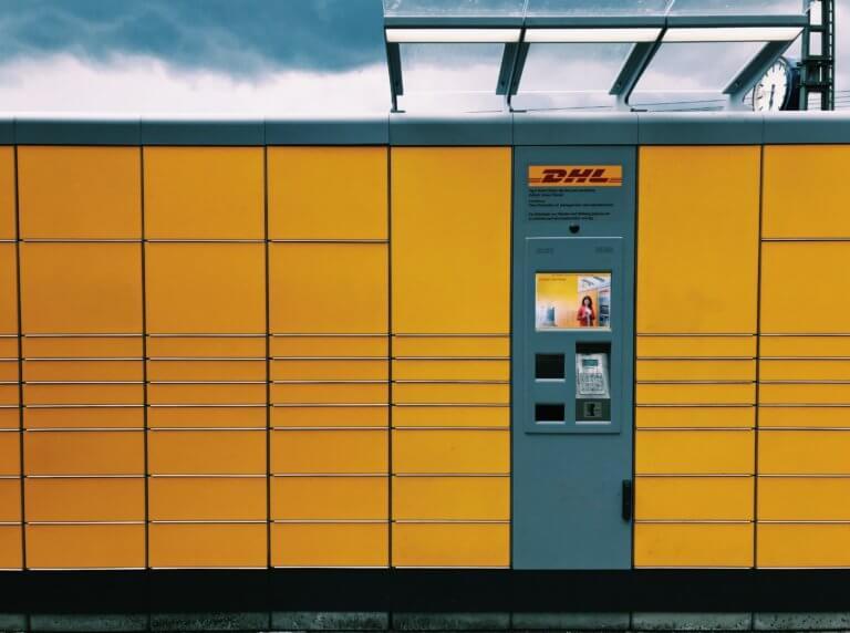 DHL Packstation. Quelle: Unsplash