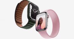 Apple Watch Series 7- Quelle: Apple