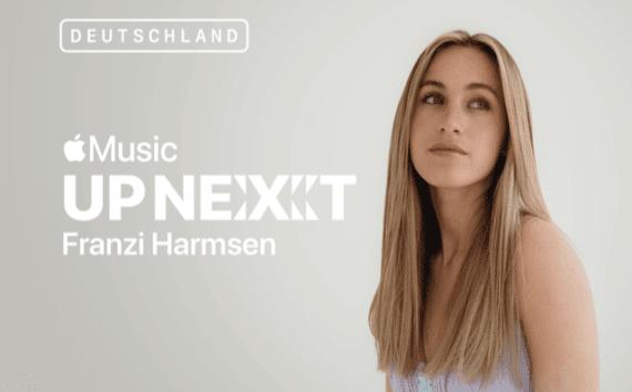 Up Next Franzi Harmsen